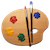Artist_Paint_Palette Small