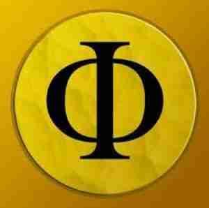 golden ratio symbol