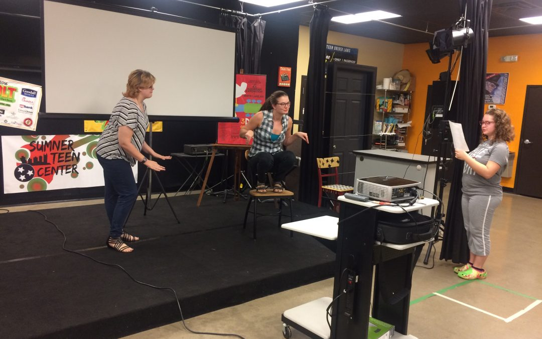 Theater Program Moves Out of Pilot Stage