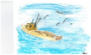 The Wood Boat
