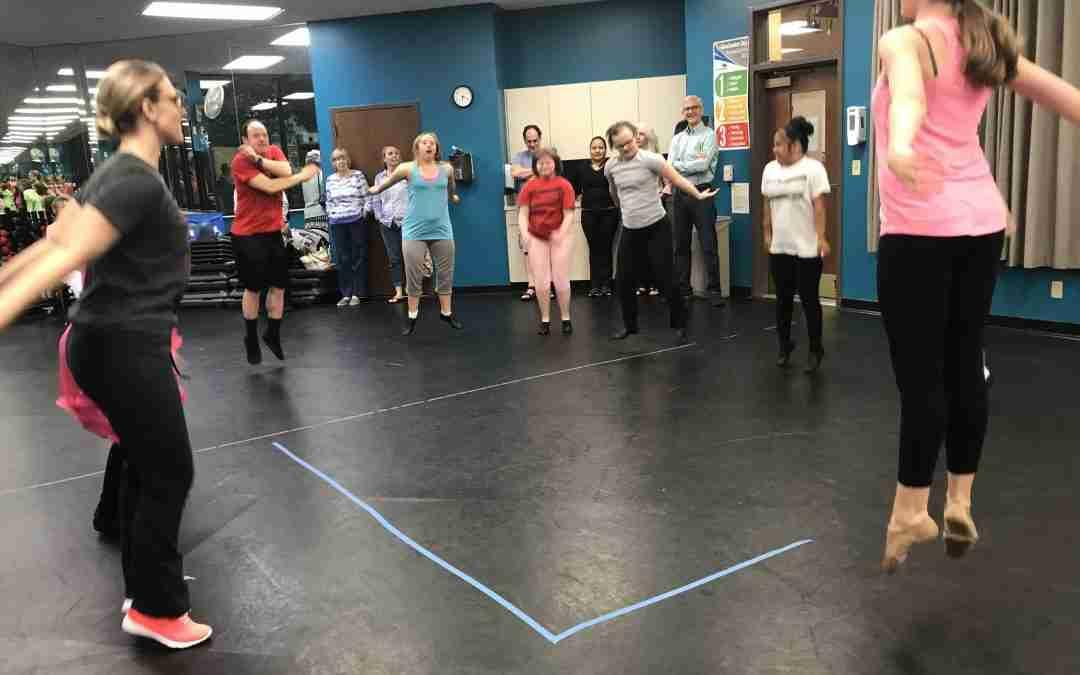 Physics of Dance