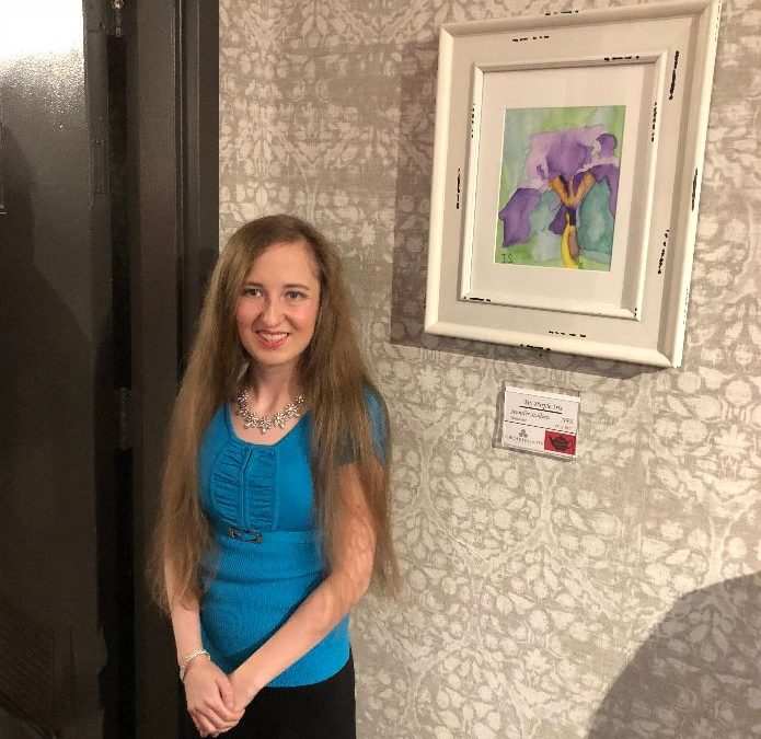 Preston Art Exhibit is open