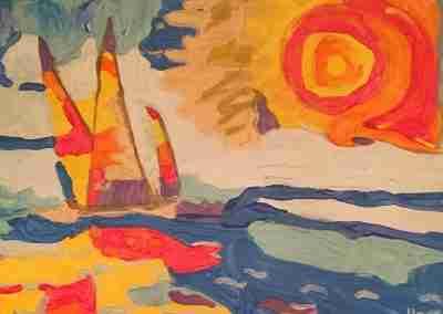 McKee Sunny Sail