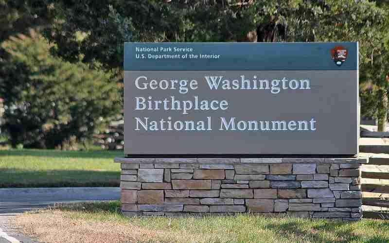 Art Exhibit at the George Washington Birthplace Historic Site
