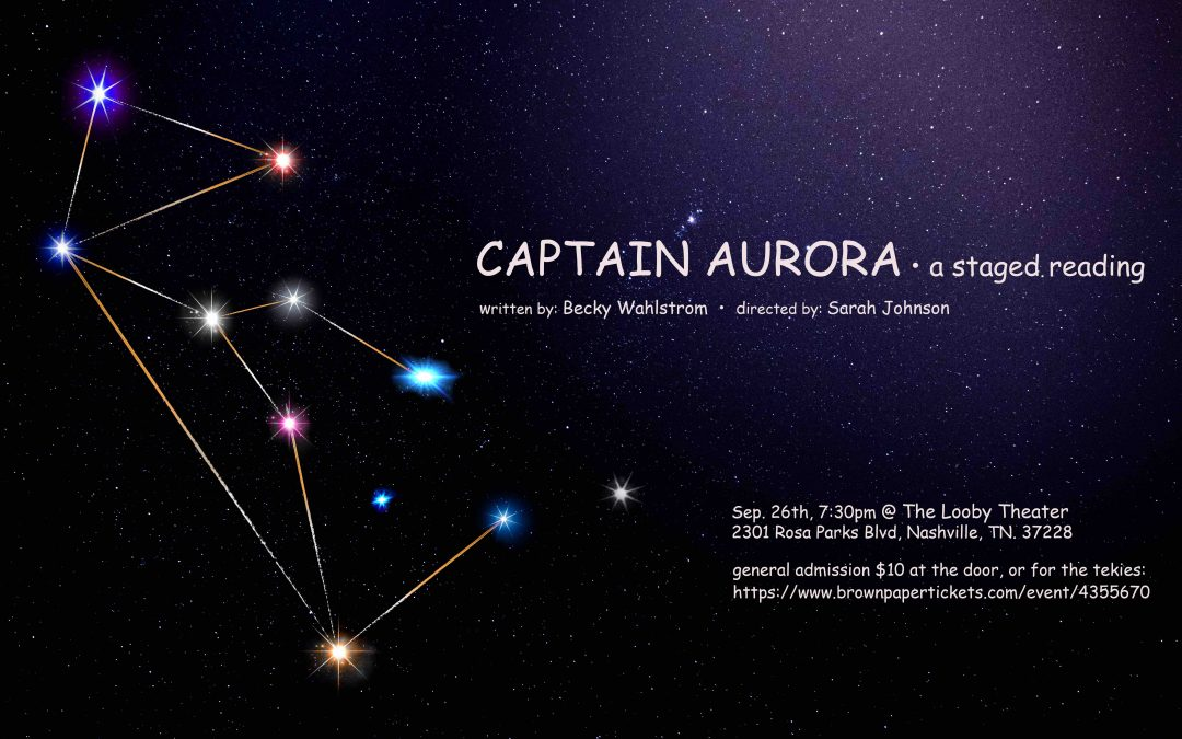 Expansion of of Captain Aurora