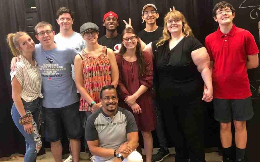 MTSU Students Help With International Art Exchange