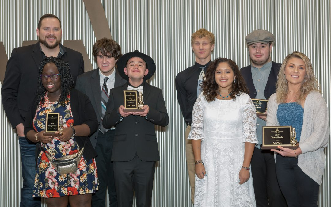 Young Soloist Announces Winners