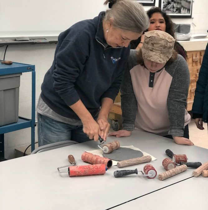 Clay Workshop with the Clay Lady