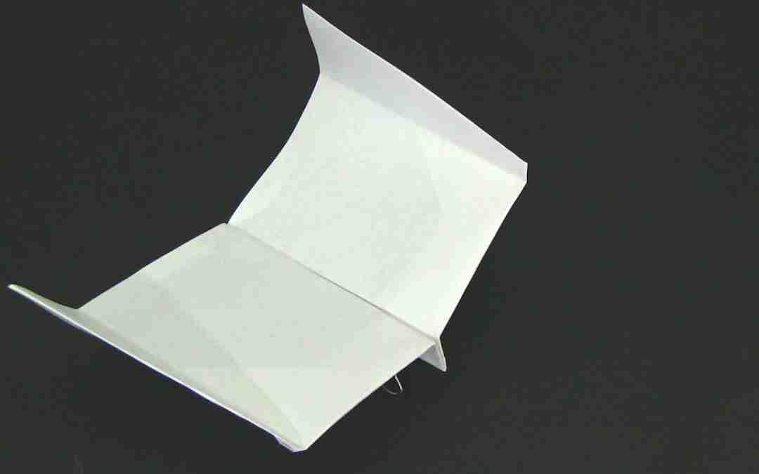 Make a Paper Glider