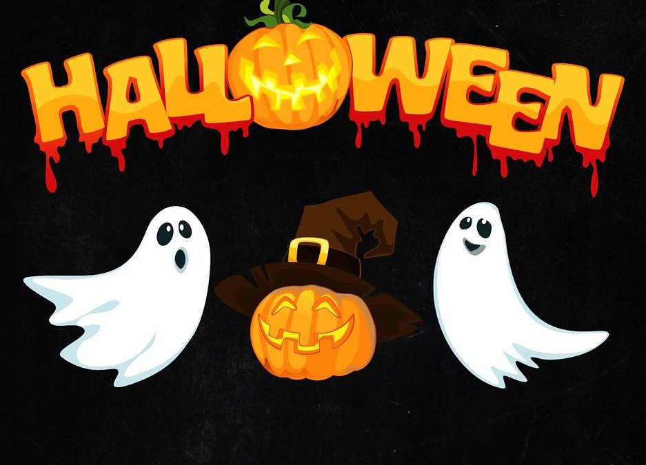 Join Us For a Little  Hallow…bration!