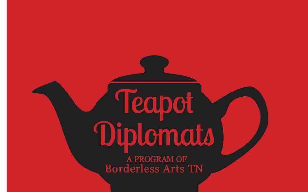 16 New Teapot Diplomats