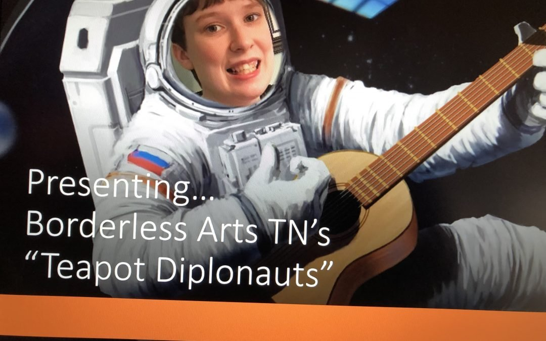Turning Into Astronauts and Aliens