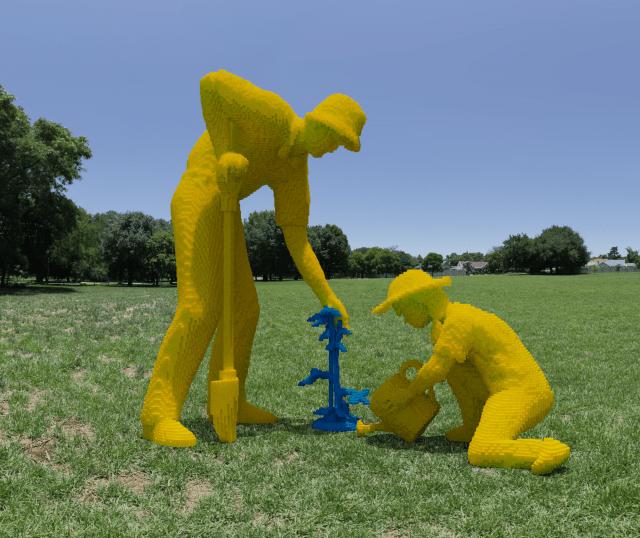 Cheekwood Sculpture Exhibit