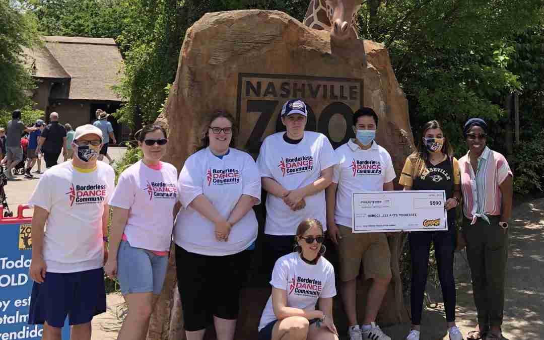 Borderless Arts Receives Nashville Preds Foundation Grant