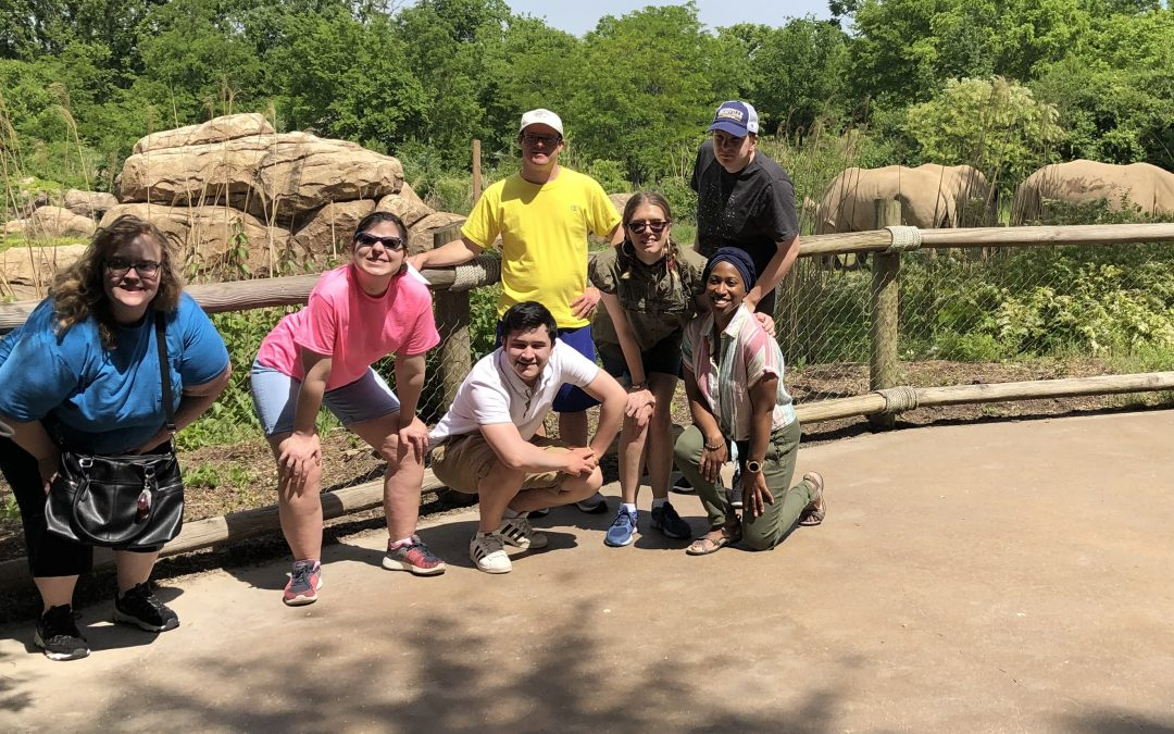Borderless Dance Community Films At the Zoo