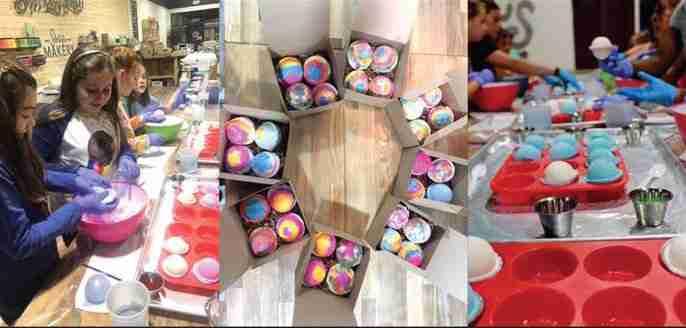 Buff City Soap Workshop